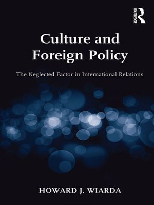 cover image of Culture and Foreign Policy