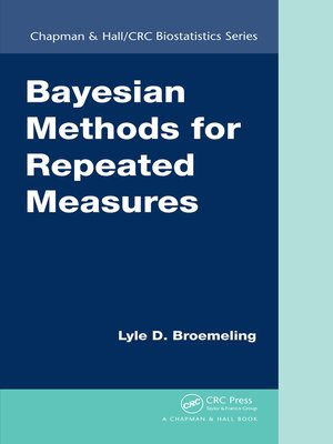 cover image of Bayesian Methods for Repeated Measures