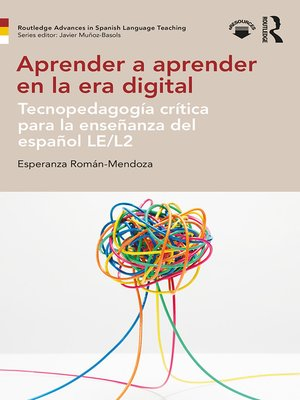 cover image of Aprender a aprender en la era digital