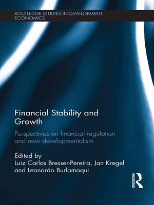 cover image of Financial Stability and Growth
