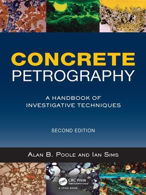 cover image of Concrete Petrography