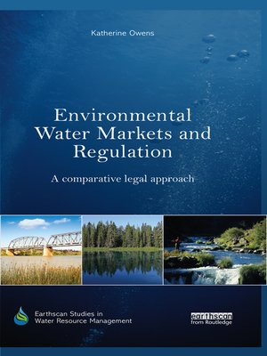 cover image of Environmental Water Markets and Regulation