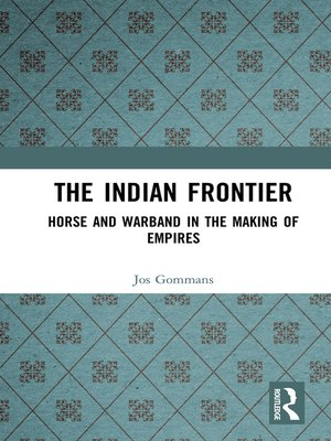 cover image of The Indian Frontier