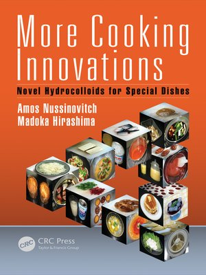cover image of More Cooking Innovations
