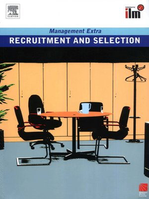 cover image of Recruitment and Selection Revised Edition