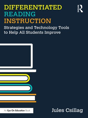 cover image of Differentiated Reading Instruction