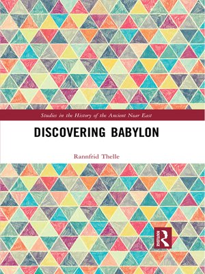 cover image of Discovering Babylon