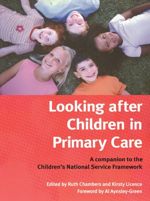 cover image of Looking After Children In Primary Care