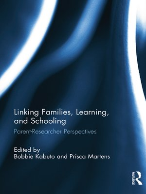 cover image of Linking Families, Learning, and Schooling