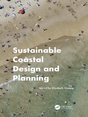 cover image of Sustainable Coastal Design and Planning