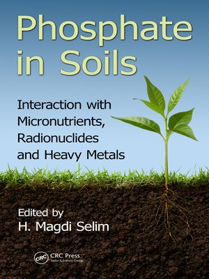 cover image of Phosphate in Soils