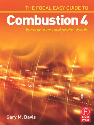 cover image of The Focal Easy Guide to Combustion 4