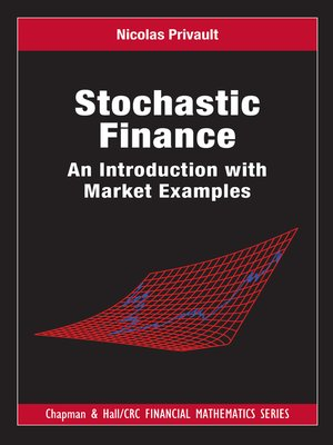 cover image of Stochastic Finance