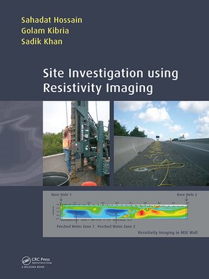 cover image of Site Investigation using Resistivity Imaging