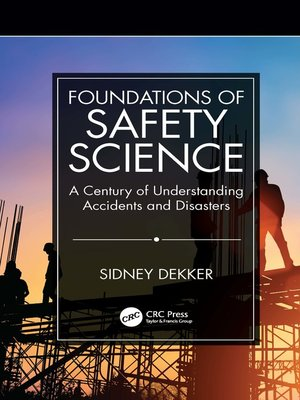 cover image of Foundations of Safety Science