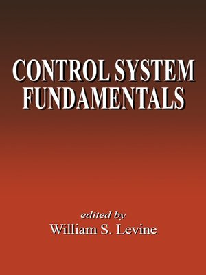 cover image of Control System Fundamentals