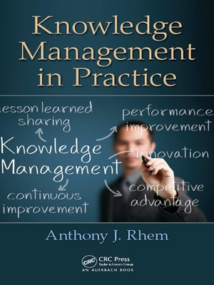 cover image of Knowledge Management in Practice