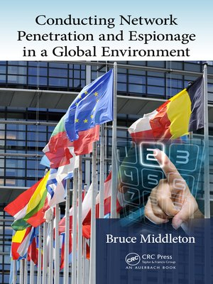 cover image of Conducting Network Penetration and Espionage in a Global Environment