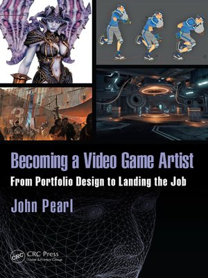 cover image of Becoming a Video Game Artist