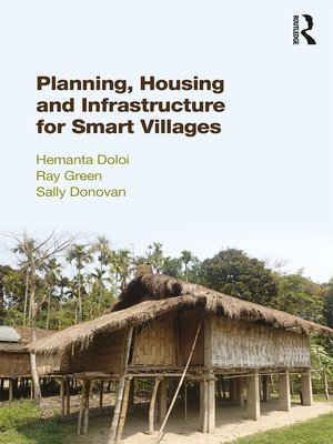 cover image of Planning, Housing and Infrastructure for Smart Villages