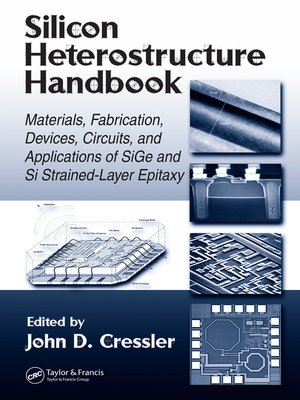 cover image of Silicon Heterostructure Handbook