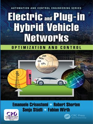 cover image of Electric and Plug-in Hybrid Vehicle Networks