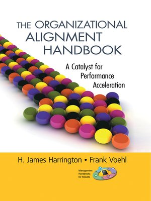 cover image of The Organizational Alignment Handbook