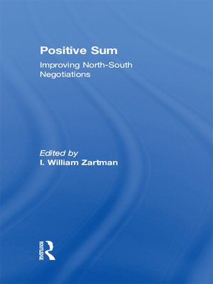 cover image of Positive Sum