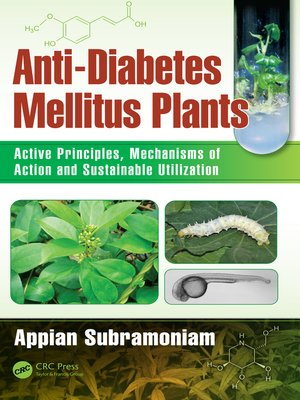 cover image of Anti-Diabetes Mellitus Plants