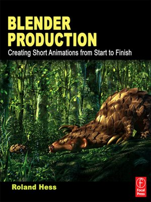 cover image of Blender Production