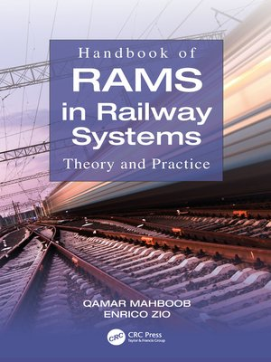 cover image of Handbook of RAMS in Railway Systems