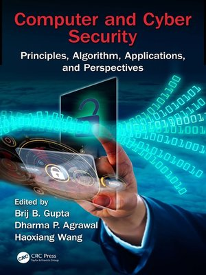 cover image of Computer and Cyber Security