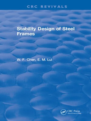 cover image of Stability Design of Steel Frames