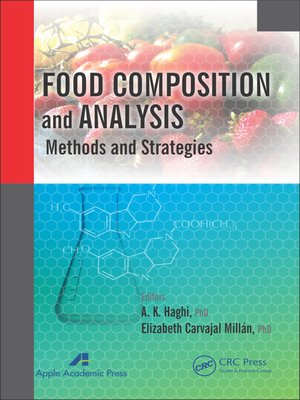cover image of Food Composition and Analysis