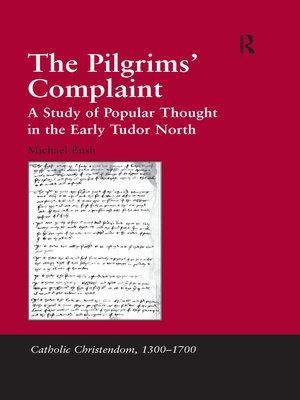 cover image of The Pilgrims' Complaint