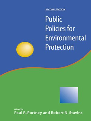 cover image of Public Policies for Environmental Protection