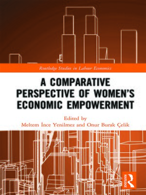 cover image of A Comparative Perspective of Women's Economic Empowerment