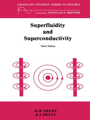 cover image of Superfluidity and Superconductivity