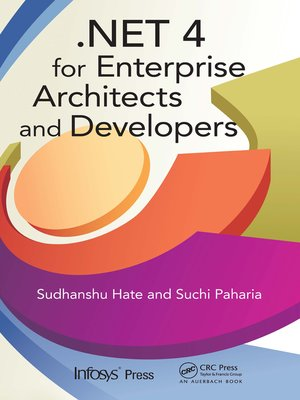 cover image of .NET 4 for Enterprise Architects and Developers