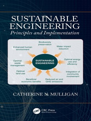 cover image of Sustainable Engineering