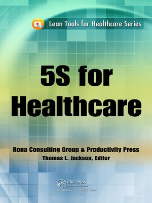 cover image of 5S for Healthcare