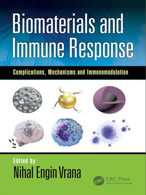 cover image of Biomaterials and Immune Response