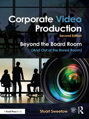 cover image of Corporate Video Production