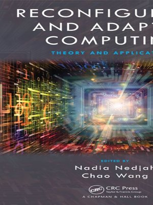 cover image of Reconfigurable and Adaptive Computing