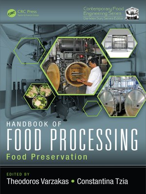 cover image of Handbook of Food Processing