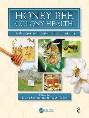 cover image of Honey Bee Colony Health