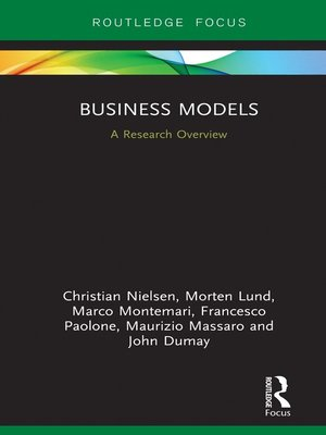 cover image of Business Models