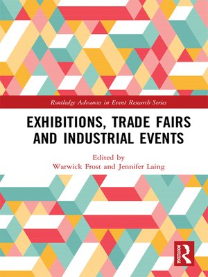 cover image of Exhibitions, Trade Fairs and Industrial Events