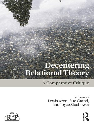 cover image of Decentering Relational Theory