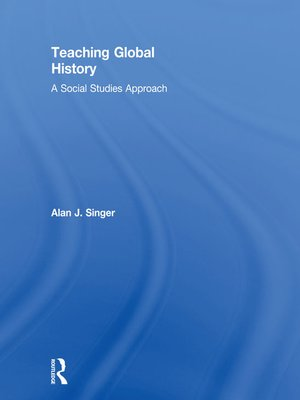 cover image of Teaching Global History